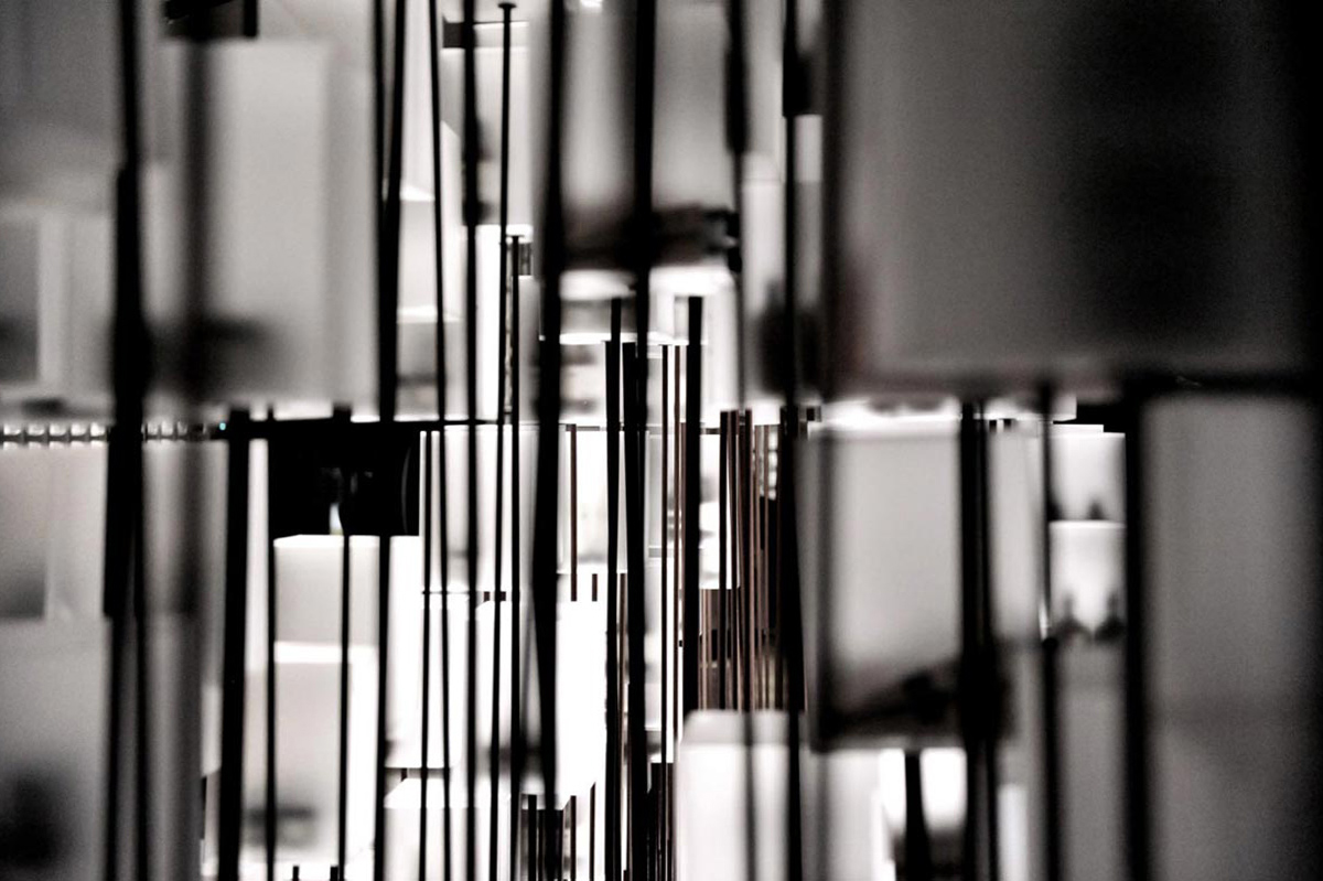 Cheungvogl Architects Hong Kong Aesop I.T Installation